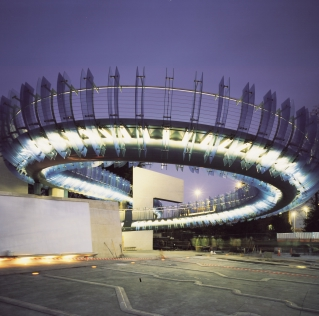SSDA Commendation: Whittle Arch and Glass Bridge, Coventry
