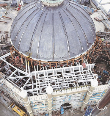 SSDA 2003 – Renewal and Refurbishment of the Brighton Dome and Museum