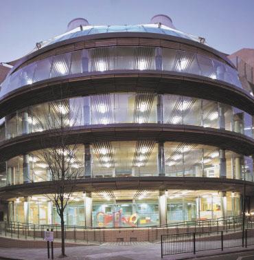 SSDA 2003 – Hampden Gurney School, London