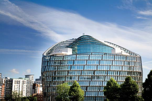 Sustainability takes wing at Angel Square