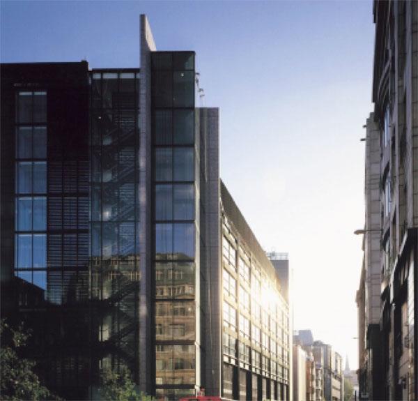 Premier Place, Devonshire Square, London EC2