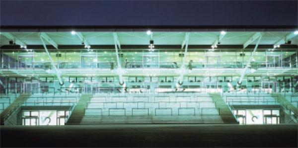 Tattersalls Grandstand, Newbury Racecourse