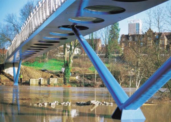 SSDA 2002: Whatman's Field Downstream Bridge, Maidstone
