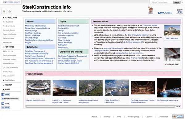 Updated steel encyclopaedia
