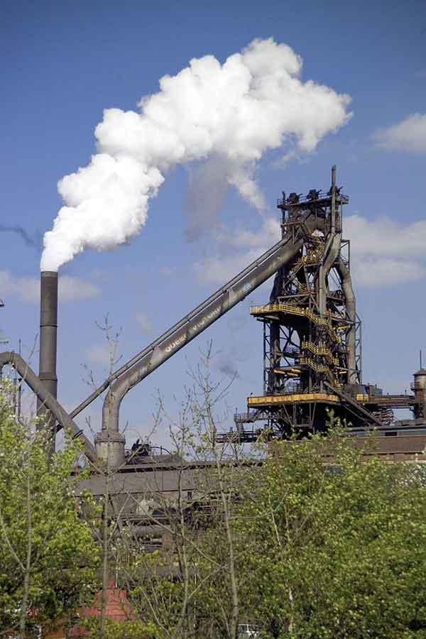 Port Talbot blast furnace restarted
