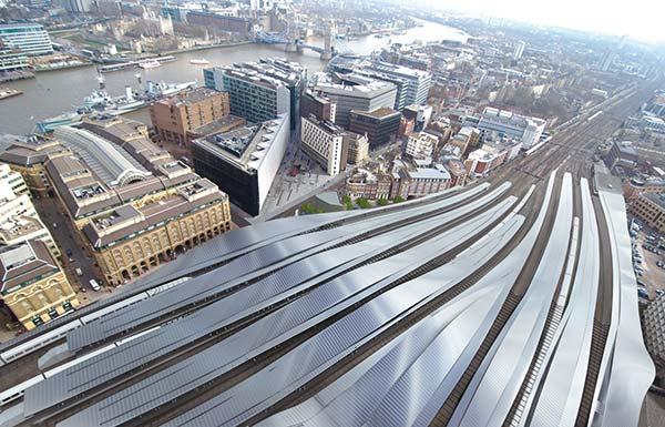 All change at London Bridge