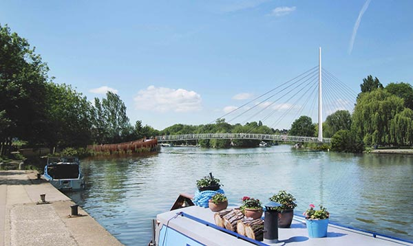 Thames crossing to be built with steel