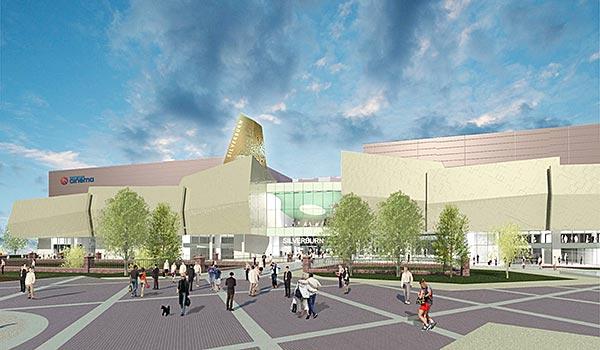 Work starts on Silverburn cinema extension