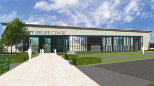 As well as being part of the academy during school hours, the leisure centre will be open to the public at other times