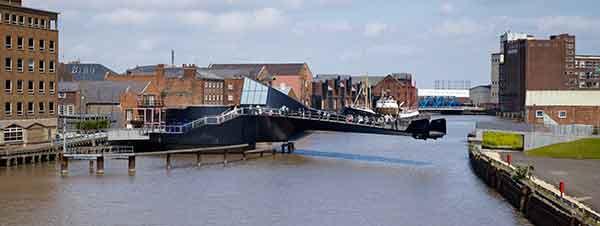 Commendation – Scale Lane Bridge, Hull