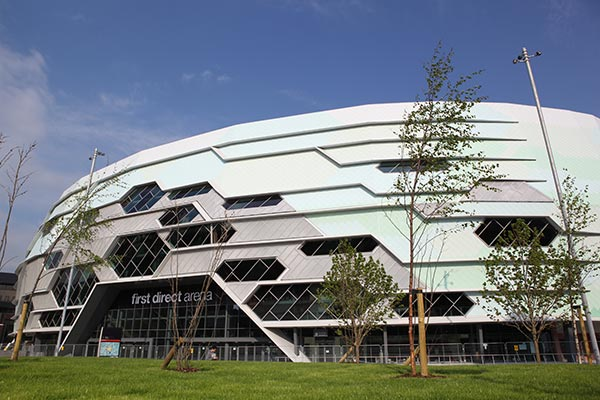 Other finalist – First Direct Arena
