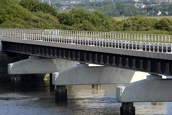 Commendation – Loughor Viaduct Replacement, South Wales