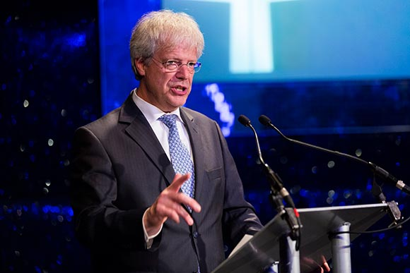 Tata Steel Europe Chief Technical Officer, Hans Fischer