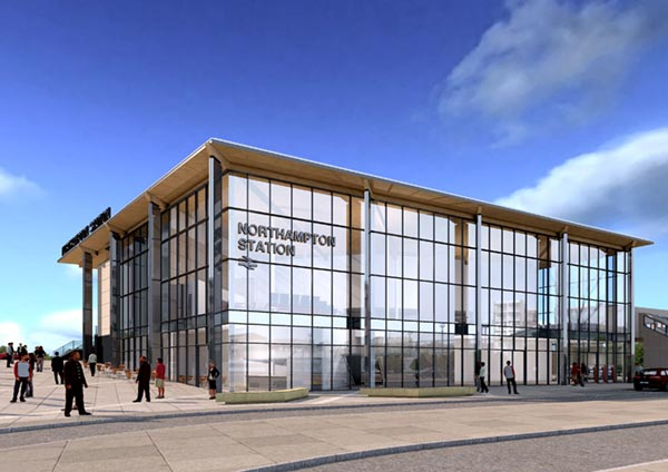The new station will be a cornerstone for future regeneration