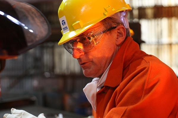Presidential visit for Tata Steel