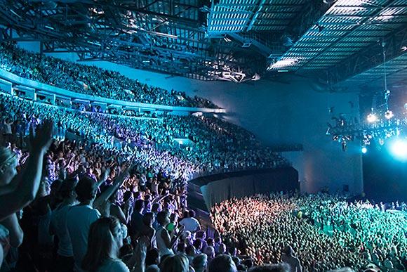 Arena underpins regeneration