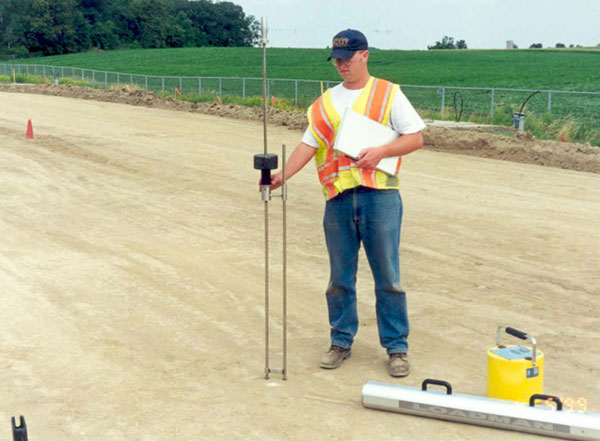 Sub-contractors call for safe ground conditions