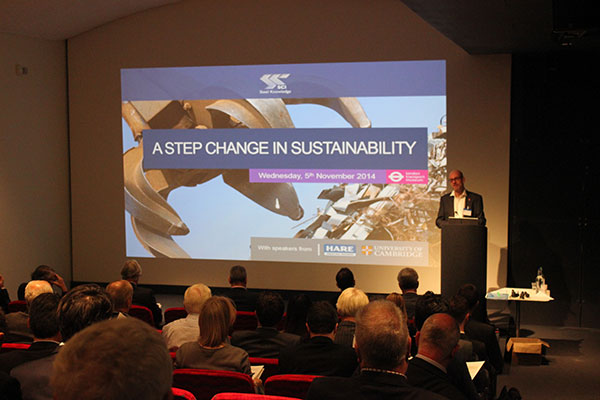 SCI members day focuses on sustainability