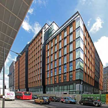 Another Pancras Square development completes
