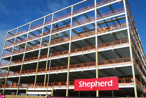6 Wellington Place forms part of a rapidly expanding city centre business and residential scheme