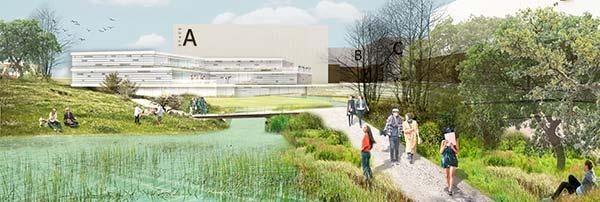 Edinburgh film campus will feature steel structures