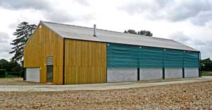 Agricultural Buildings designed to BS 5502-22