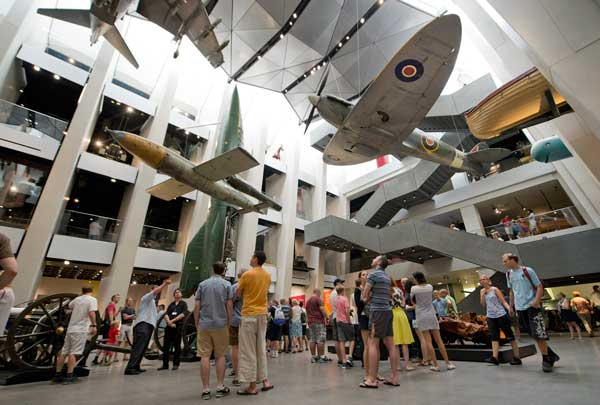 Award – First World War Galleries, Imperial War Museum, London