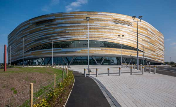 Award – Derby Arena