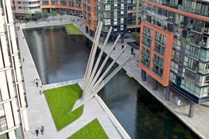 Award – Merchant Square Footbridge, London