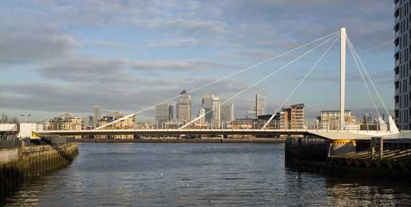 Commendation – Greenwich Reach Swing Bridge, London