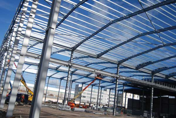 Design of steel portal frame buildings to Eurocode 3