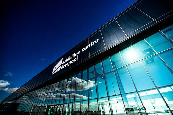 Liverpool expo centre opens with healthcare show