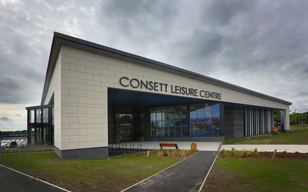 Academy and Leisure Centre opening heralds Consett regeneration