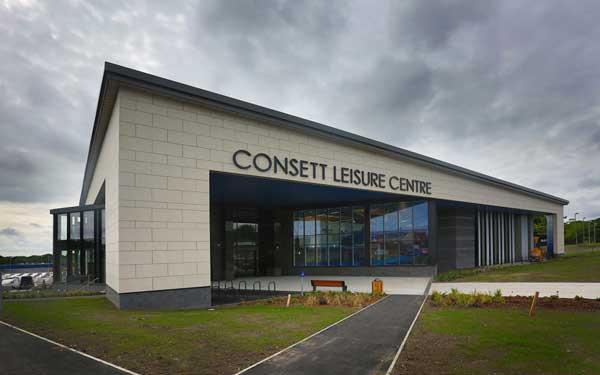 Academy and Leisure Centre opening heralds Consett regeneration