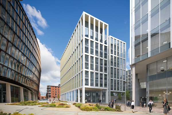 Manchester NOMA development expands with steel