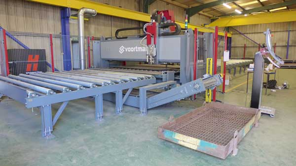 Expansion and diversification for North East fabricator