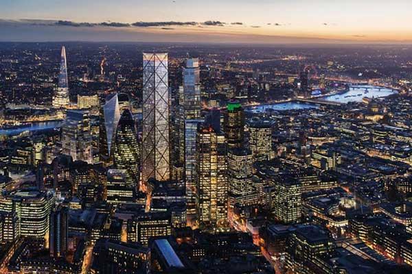 Plans for London mega tower revealed