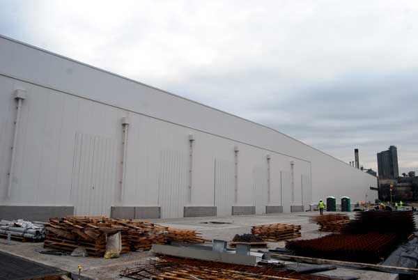 Steel delivers giant grocery store in Kent