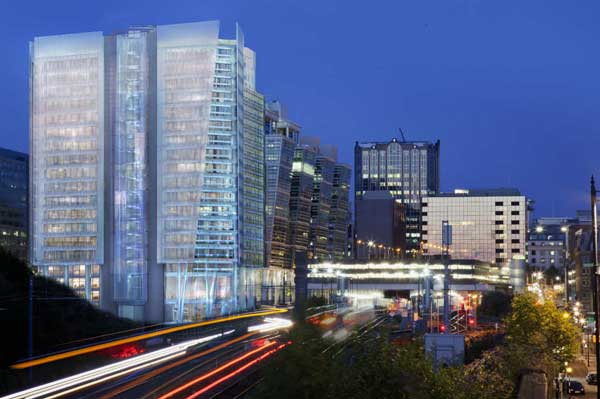 Funding secured for 3rd Snowhill office scheme
