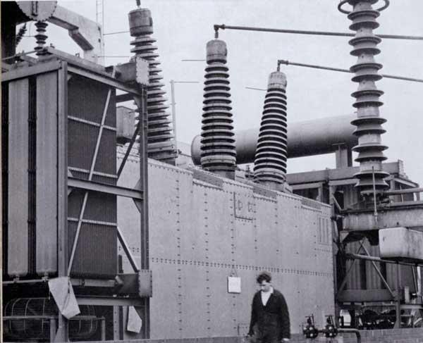 Steelwork enclosures reduce transformer noise