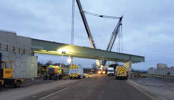 Cleveland bridge returns to profit