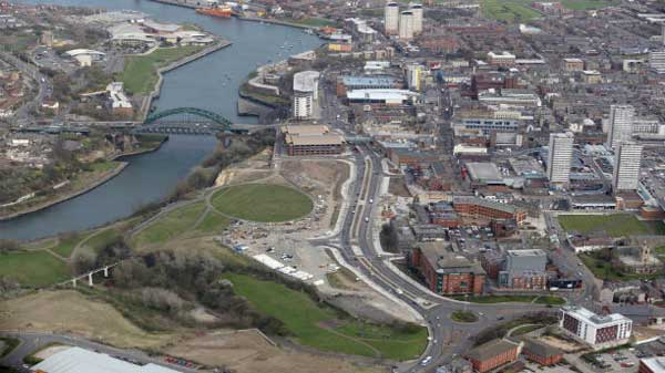 Work starts on Sunderland's former brewery site