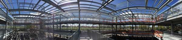 Steel speeds up Welsh school programme