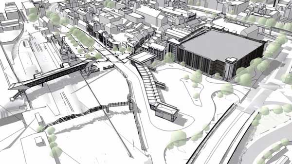 Lincoln transport hub approved