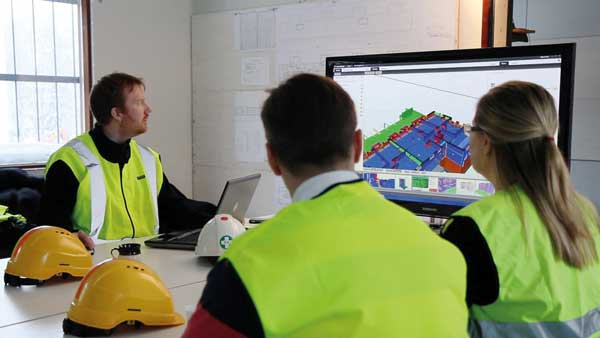 Software for steel construction