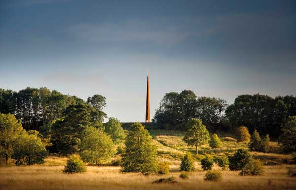 Award: The Memorial Spire, International Bomber Command Centre, Lincoln