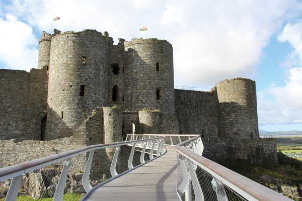 Award: Harlech Castle Footbridge