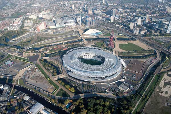 Award: London Olympic Roof Conversion