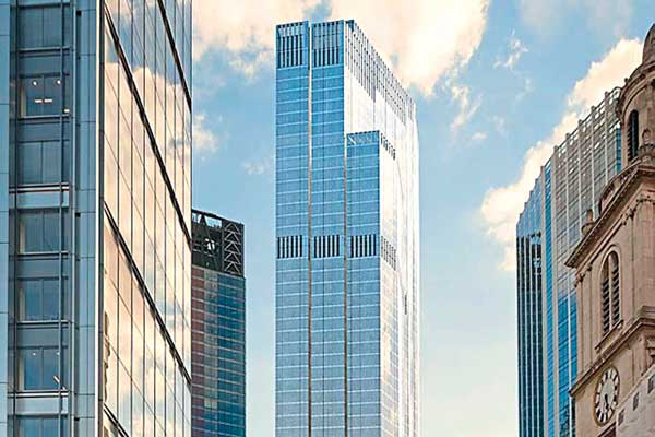 Steelwork contractor confirmed for City's tallest tower