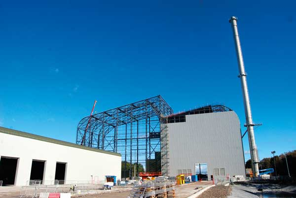 Biomass provides Cheshire energy solution